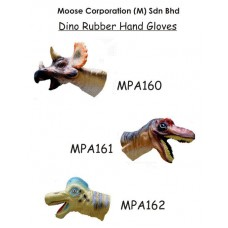 Dinosaur Hand Gloves