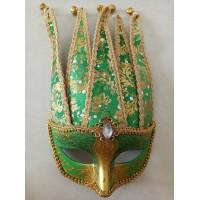 Eye Mask Jester