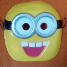 Minion Face Mask