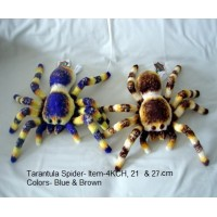 Tarantula Spider Soft Toy